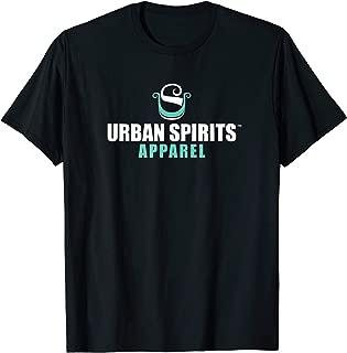 Official Urban Spirits Apparel T-Shirt