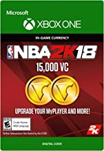 NBA 2K18: 15,000 VC - Xbox One [Digital Code]