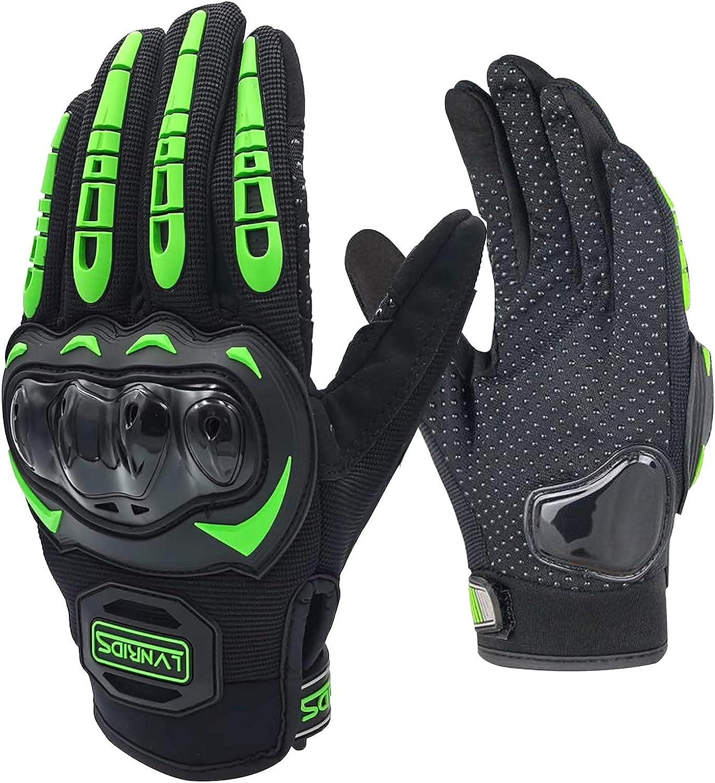 Full Finger Touch Screen Motorcycle Glove Motocross Dirt Bike Gloves for Men Women: Sports & Outdoors