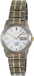 Titanium Sapphire SGG733P1 SGG733 SGG733P Men's Watch