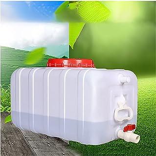 Conteneurs Rectangle épaississement Godet D'eau Domestique Stockage Eau Conteneur Cube à Long Terme Grande Capacité Vin Ba...