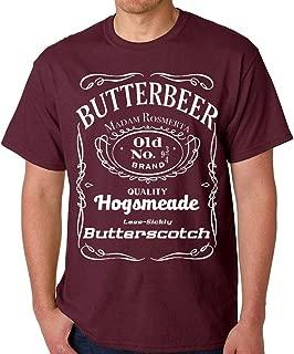Vintage Wizard- Old No. 9 3/4 - Wizard Butter Scotch Men's T-Shirt