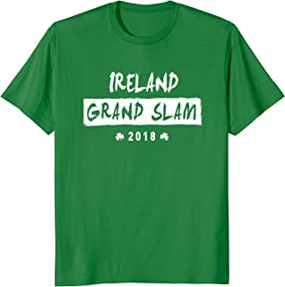 Ireland Grand Slam Rugby T-Shirt