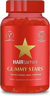 HAIRTAMIN GUMMY STARS hair vitamin