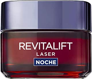 LOreal Paris Dermo Expertise - Revitalift Láser Crema de noche intensiva anti-edad 50 ml