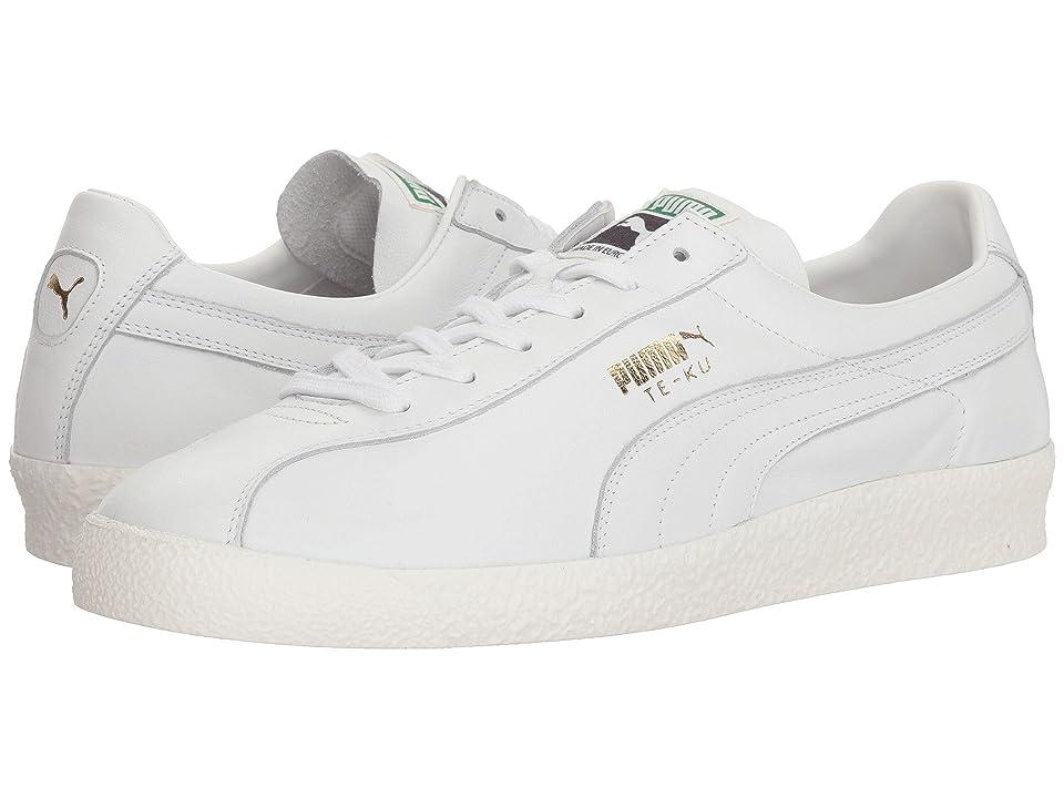 PUMA Te-Ku Core (Puma White/Puma White) Men