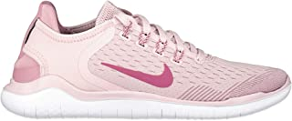Nike Women's Free RN 2018 Running Shoe Plum Chalk/True Berry/Plum Dust Size 10 M US
