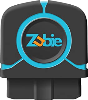 Zubie Kids GPS Tracker for Vehicles | Kids Activity Tracker with No Monthly Fee – Easily Install GPS Tracker for Kids to OBD2 Port – Car Tracker Gives Vehicle Health Updates and Location in Realtime