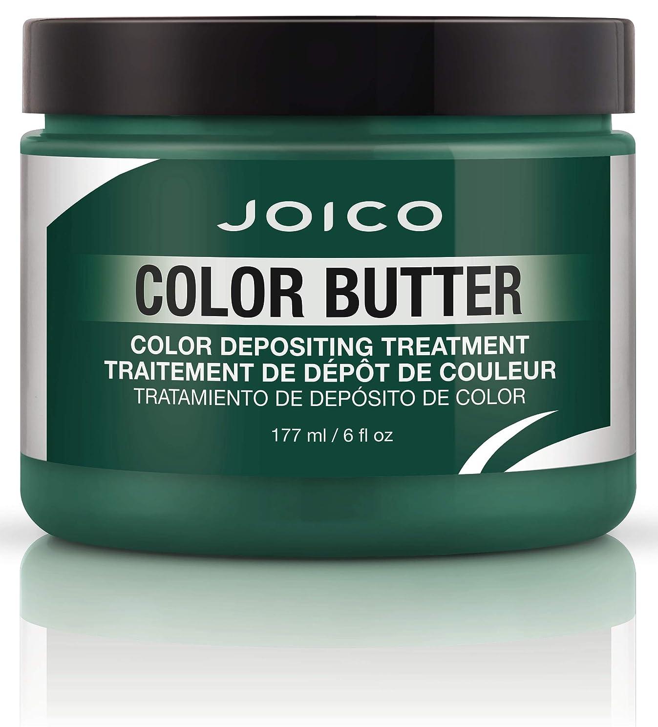 チャーミングソロ狐Joico 輝度色バター、 6オンス 緑