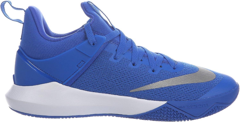 Nike Men's Zoom Shift Nylon Basketball shoes