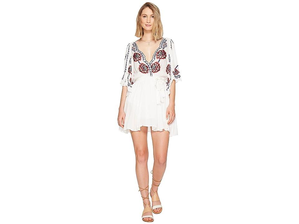 Free People Cora Dress (White) Women