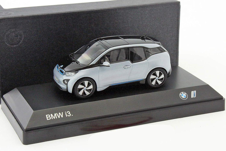 IScale BMW i3 (i01) Baujahr 2013 Ionic Silber 1 43 B07GC4DP7N Qualitätskönigin    Hohe Sicherheit