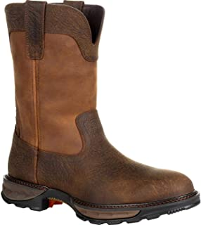 Maverick XP Waterproof Western Work Boot