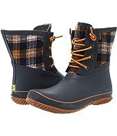 Fashion Waterproof Mid Rain Boots