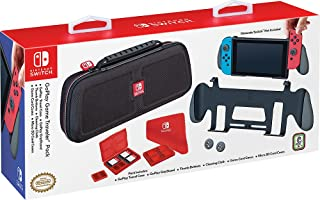 Bigben Interactive Custodia e Grip Ufficiale Go Play - Nintendo Switch [Bundle] [Importación italiana]