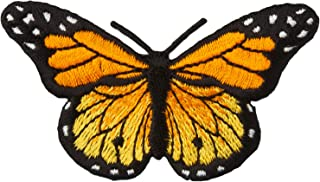 Simplicity Iron-On Appliques Monarch Butterfly 3