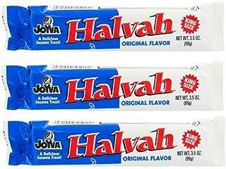 Halvah Bars (Vanilla Flavor) - 1.75oz by Joyva.