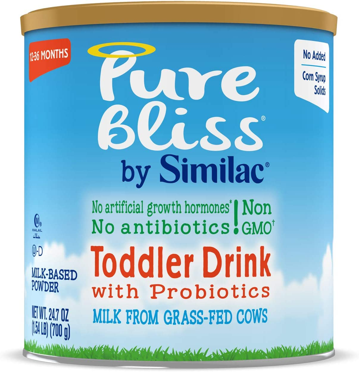 Omaha Mall Pure Outlet SALE Bliss by Similac Toddler Starts Probiotics with Drink With