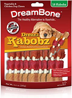 DreamBone DBK-02519 Kabobz Pet Chew