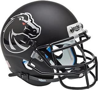 boise state black helmet