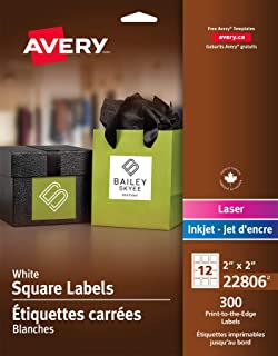 AVE22806 - Avery Print-to-The-Edge Easy Peel Labels with TrueBlock