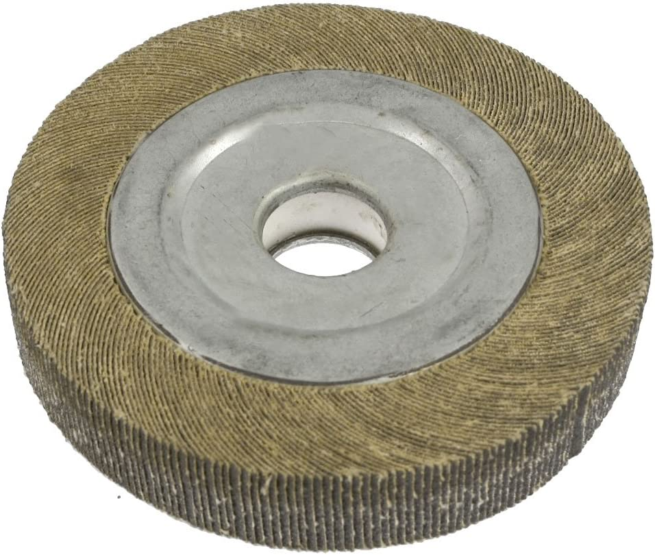 Aexit 129mm Diameter Abrasive Max 70% OFF Mounted Ranking TOP5 Flap Points Whee Polishing