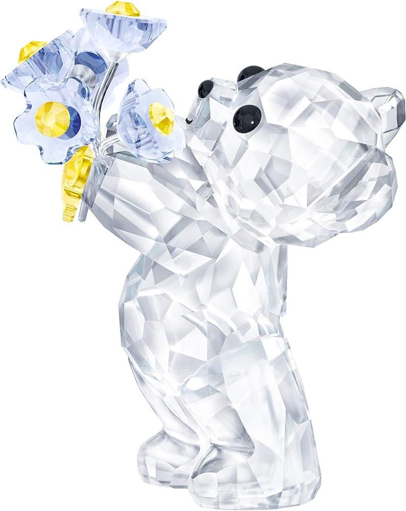 Swarovski kris orsacchiotto  statuetta in cristallo 5427993