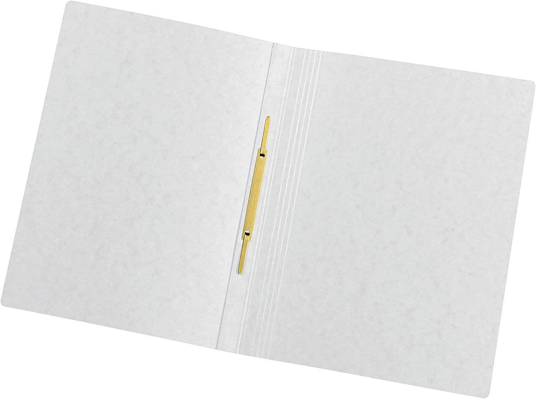 color Wei/ß FALKEN r/ápido grapadora Colorspan para DIN A4, 25/unidades
