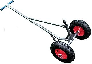RA-20 Multi Use Pneumatic Wheeled Trailer Ball Dolly by Rack'em Mfg
