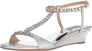 Badgley Mischka Women's Yadira Wedge Sandal