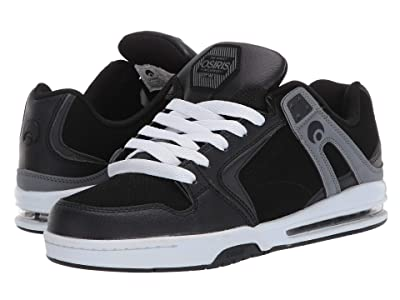 Osiris PXL (Black/White) Men
