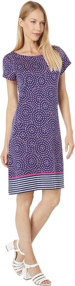 Nellie Dress - Dot Mandala
