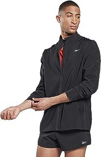 Reebok Men's Re Woven Wind Jkt Sweatshirt