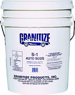 Granitize S-1 Auto Suds - 5 Gallon