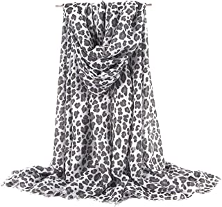 ba knife Women's Cotton Long Scarf Printed Wrap Spring and Summer Sunscreen Shawl Dual-use Scarves