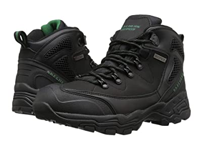 SKECHERS Relaxed Fit Pedley Aster (Black) Men