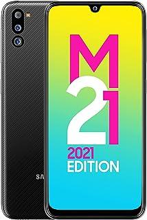 Samsung Galaxy M21 2021 Edition (Charcoal Black , 4GB RAM, 64GB Storage) | FHD+ sAMOLED | 6 Months Free Screen Replacement...