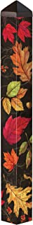 Studio M Autumn Symphony Fall Art Pole Decorative Garden Post, Made in The USA, 40 Inches Tall