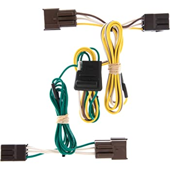Amazon.com: CURT 55375 Vehicle-Side Custom 4-Pin Trailer Wiring Harness for  Select Ford Taurus, Mercury Sable: AutomotiveAmazon.com