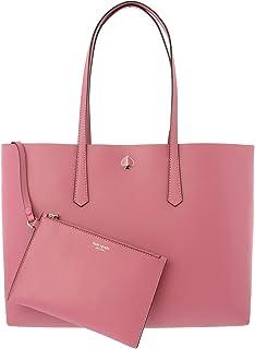 كيت سبيد نيويورك حقيبة الكتف للنساء,زهري