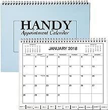 5 Year Calendar 2018-2019-2020-2021-2022