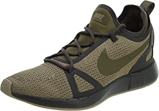 Nike Mens Men's Duelist Racer Sneaker Low Top, Khaki/Medium Olive, Size 10.0