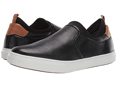 J&M EST. 1850 Toliver Slip-On (Black) Men