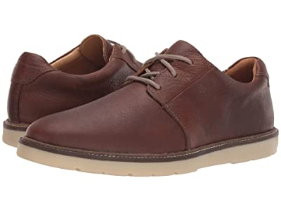 Clarks Grandin Plain (Tan Leather) Men