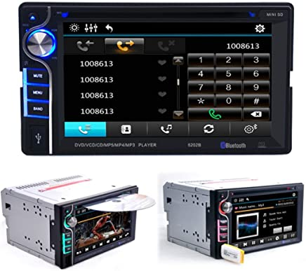 Iuhan New Double 2 Din 6.2