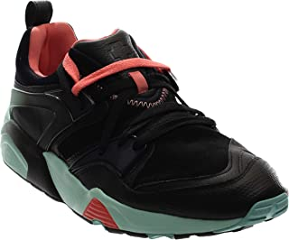 Mens Blaze of Glory Pink Dolphin Casual Sneakers,