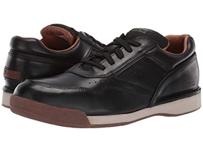 Rockport Prowalker 7100 LTD (Black Burnished Leather) Men