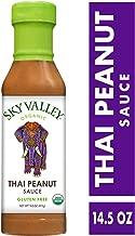 Sky Valley, Sauce Thai Peanut Organic, 14.5 Ounce