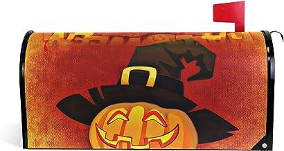 Halloween Pompoen Herfst Hoed Magnetische Brievenbus Cover Tuin Home Decor Oversized 25,5 x 18 Inch