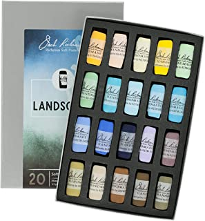 Jack Richeson 422925 Landscape (20 Piece Set)